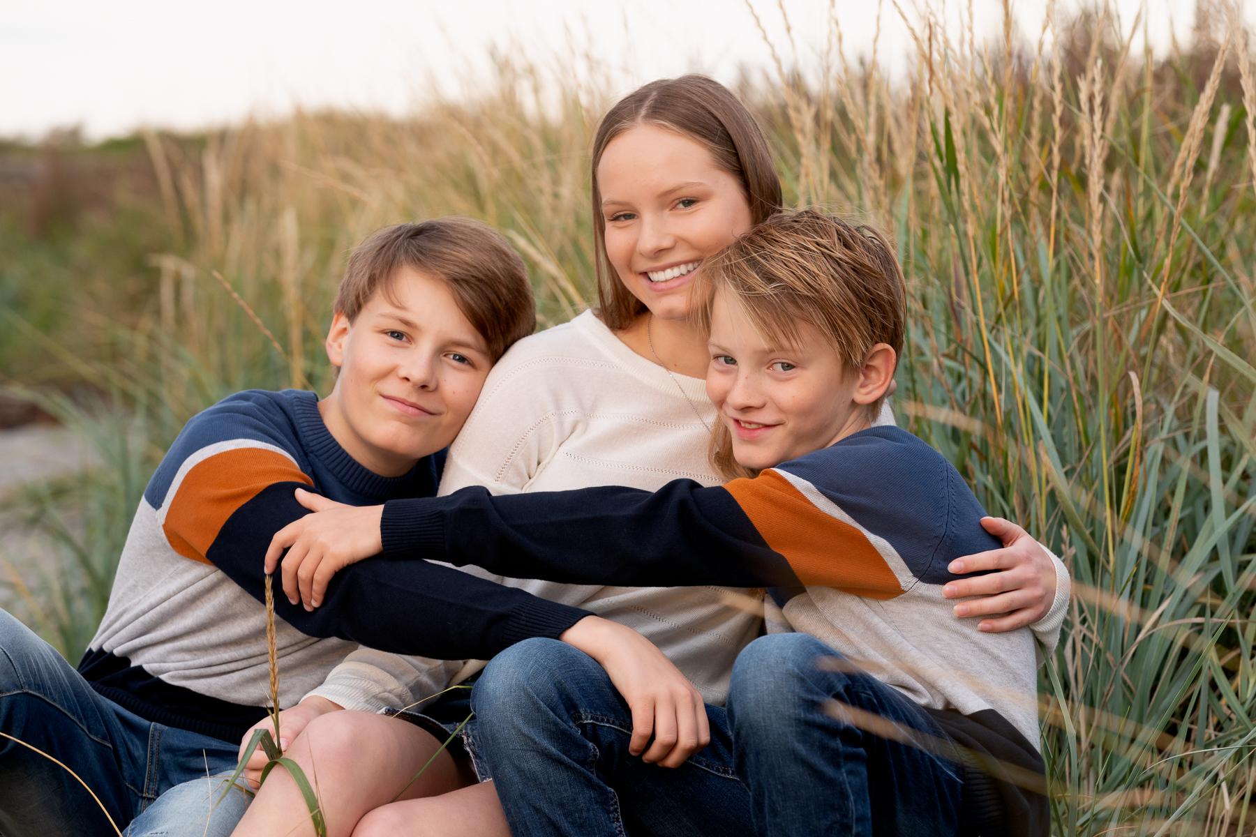 fotograf barn og familie